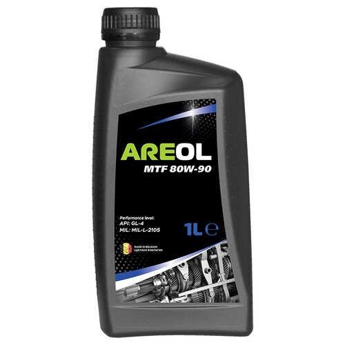 Минеральное трансмиссионное масло Areol MTF 80W-90 1л