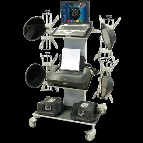 3D развал RAVAGLIOLI RAVTD3000