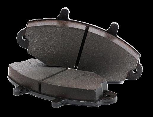 Замена задних тормозных колодок дисковых - 40 руб